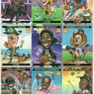 SI SPORTS ILLUSTRATED FOR KIDS Sheet 9 Trading Cards #838-846 HALLOWEEN CARDS