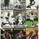 SI SPORTS ILLUSTRATED FOR KIDS Sheet 9 Trading Cards #865-873 ATHLETE OF DECADE