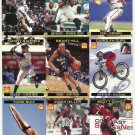 SI SPORTS ILLUSTRATED FOR KIDS Sheet 9 Trading Cards #901-909 GRANT HILL