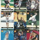 SI SPORTS ILLUSTRATED FOR KIDS Sheet 9 Trading Cards #919-927 KEN GRIFFEY, JR