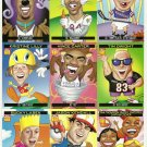 SI SPORTS ILLUSTRATED FOR KIDS Sheet 9 Trading Cards #946-954 HALLOWEEN CARDS