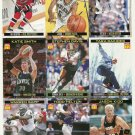 SI SPORTS ILLUSTRATED FOR KIDS Sheet 9 Trading Cards #955-963 JASON KIDD