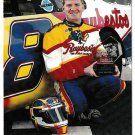 JEFF BURTON 1994 Rookie of the Year Promo Card © 1995