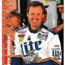 RUSTY WALLACE Stats Trading Card © 1997 NASCAR