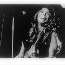 RICKIE LEE JONES Original 8x10 Glossy Black & White Press Photo 1979