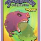 JOKÉMON POKÉMON Vomitous Maximus Parody Promo Card © 2000