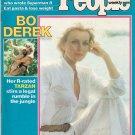 PEOPLE MAGAZINE July 27, 1981 BO & JOHN DEREK  Jane Brody MICKEY SPILLANE