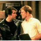 HAPPY DAYS THE FONZ AND RICHIE Collectible Promo Trading Card © 1998 #1