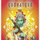 The Necessary Stage Presents godeatgod Singapore Unposted Postcard #1