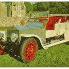 1909 Rolls-Royce 40/50 h.p. Tourer Unposted Postcard