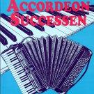 ONVERGETELIJKE ACCORDEON SUCCESSEN Song Book by Coen Van Orsouw Part #1