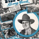 BILL BOYD Song Book - Cowboy, Home, Western & Mountain Songs - © 1943 - 86 Songs