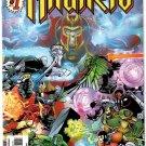 THE MAGNETIC MEN FEATURING MAGNETO Amalgam Comics #1 June 1997 NEW UNREAD COPY!