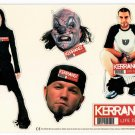 Marilyn Manson SLIPKNOT Alien Ant Farm LIMP BIZKIT Set of 5 Fridge Magnets