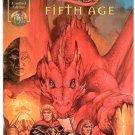 DRAGON LANCE FIFTH AGE Limited Edition Comic Book © 1996 TSR NEW UNREAD COPY!