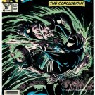 PETER PARKER THE SPECTACULAR SPIDER-MAN #132 November 1987 The Conclusion Part 6