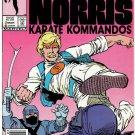 CHUCK NORRIS KARATE KOMMANDOS Comic Book No. 2 March 1987