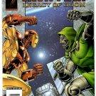 IRON MAN LEGACY OF DOOM Comic Book No. 1 June 2008 got milk Ad NEW UNREAD COPY!