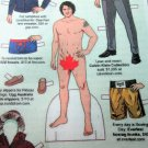 JUSTIN TRUDEAU Newspaper Paper Doll