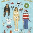 MELANIA TRUMP Magazine Paper Dolls
