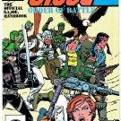 THE G.I. JOE ORDER OF BATTLE Comic Handbook No. 2 January 1987 NEW UNREAD COPY!