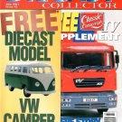DIECAST COLLECTOR MAGAZINE #45 July 2001 PRE-WAR DINKY Corgi Chevrolet Vans