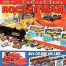 DIECAST COLLECTOR MAGAZINE #49 November 2001 Moko Blaw Knox Tractors SCHUCO