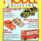 MODEL COLLECTOR MAGAZINE February1995 GARBAGE TRUCKS Minic SCHUCO 1/87th Europe