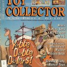 TOY COLLECTOR AND PRICE GUIDE MAGAZINE October 1995 JIGSAWS Marx Play Sets