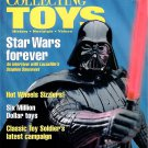 COLLECTING TOYS MAGAZINE February 1997 STAR WARS Hot Wheels SOLDIER PLAYSETS