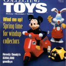 COLLECTING TOYS MAGAZINE February 1998 KENTUCKY DERBY BOARD GAMES Brooklin