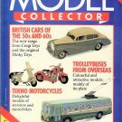 MODEL COLLECTOR MAGAZINE August/September 1988 TEKNO SCOOTERS Trolleybuses