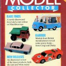 MODEL COLLECTOR MAGAZINE October/November 1989 VANWALL MODELS Karriers DINKY