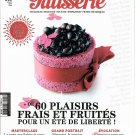 FOU DE PATISSERIE MAGAZINE (Crazy About Pastry) #41 July/August 2020 French Text