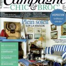 CAMPAGNE CHIC & BROC' MAGAZINE #20 July/August/September 2017 French Language