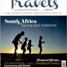 TIMELESS TRAVELS MAGAZINE Autumn 2018 Travel Archaeology & Art SOUTH AFRICA