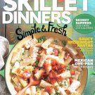 Better Homes and Gardens SKILLET DINNERS Special Edition 2016 Skinny Suppers