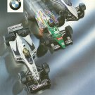 BMW MINIATURES Large Fold-Out Double-Sided Poster - 1:18 1:24 1:43 1:87 Scales