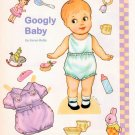 GOOGLY BABY Magazine Paper Dolls by Karen Reilly 2008 - 2 PAGES