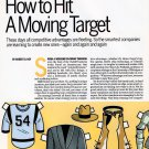 HOW TO HIT A MOVING TARGET Magazine Paper Dolls - 2 PAGES UNCUT!