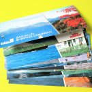 SASCO SAKHALIN SHIPPING COMPANY (RUSSIA) 18 Beautiful Photo Cards in Folder