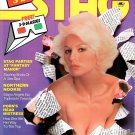STAG MAGAZINE May 1984 SEKA IN 3-D w/ Glasses