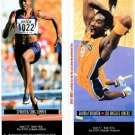 SI SPORTS ILLUSTRATED FOR KIDS Marion Jones KOBE BRYANT Double-Sided Super Card