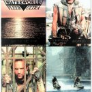 Fleer Ultra WATERWORLD Promo Trading Cards © 1995