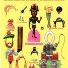 THE MICHAEL JORDAN Magazine Paper Doll
