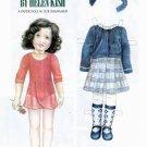 MICHAELA BY HELEN KISH Magazine Paper Dolls © 1994 Sue Shanahan UNCUT!