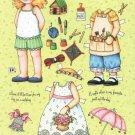 GOLDILOCKS Mary Engelbreit Magazine Paper Dolls Dear Granny