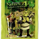 SHREK 4 Sealed Packet of Panini Album Stickers