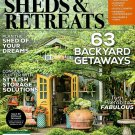 GARDEN SHEDS & RETREATS MAGAZINE 2020 - 63 Backyard Getaways NEW COPY!