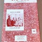 BIG MAN Piano/Vocal/Guitar Sheet Music THE FOUR PREPS © 1958